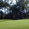 A view of a hole at Holly Ridge Golf Course