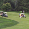 A view of a fairway at Highlands Falls Golf Course
