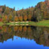 A fall day view from Highlands Falls Golf Course