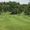 A view of the 1st fairway at Mount Airy Country Club
