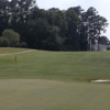 A view of a hole at Roanoke Country Club