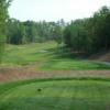 A view from a tee at Palisades Country Club