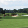 A view of a hole at Duck Woods Country Club