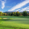A view of a green at  The Country Club of Sapphire Valley (Dave Sansom).