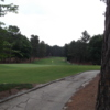 A view of hole #3 at Magnolia from Pinewild Country Club of Pinehurst