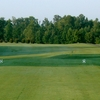 A view from tee #2 at Quaker Creek Golf Course
