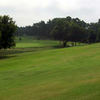 A view of the 11th green at McCanless Golf Club