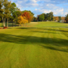 A view from tee #1 at Jamestown Park Golf Course.