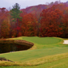 A view of hole #4 at Mountain Course from Governors Club.