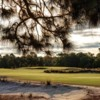 A view of the 3rd hole at No. 2 from Pinehurst Resort & Country Club.