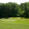 A view of the 13th hole at Meadowlands Golf Club.