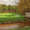 A fall day view of a fairway at Country Club of Sapphire Valley (Dave Sansom).