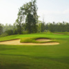 A view of the 9th green at Eagle Ridge Golf Club (Tom Kite Design).